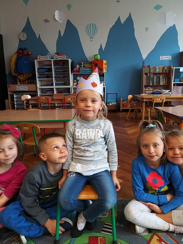 Urodziny Zosi